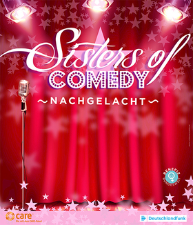 Bild: Sisters of Comedy - Poetry Slam Edition - Ladies lachen lauter