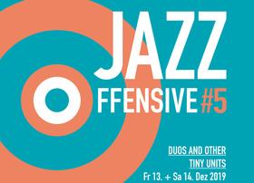 Bild: Jazzoffensive - Jazz und mehr in der Schiffbauergasse