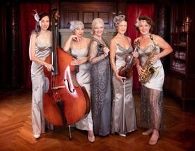 Dresdner Salon-Damen - Musikalisch Kulinarisch