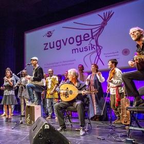 Bild: Zugvogelmusik - Internationales Konzert für die 11. Zugvogeltage im Niedersächsischen Wattenmeer