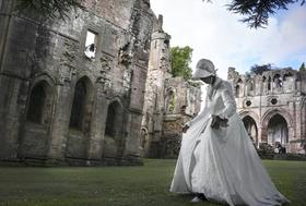 Bild: Fontane.200: Die Lady schritt zum Schloss hinan - Fontane-Landpartie