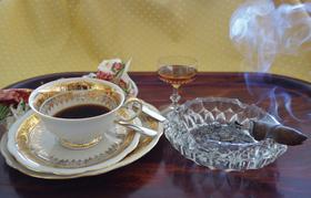 Bild: Die letzte Zigarre - Ein Stück von Bengt Ahlfors