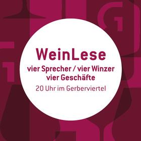 """Bild: WeinLese 2019 - """"Im Land der Bücher"""