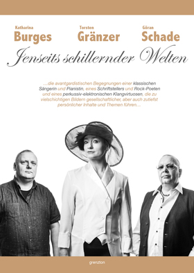 Bild: Burges Gränzer Schade - Jenseits schillernder Welten