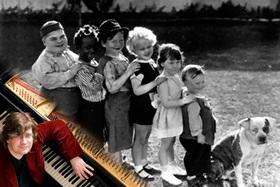 Bild: Weihnachtsmärchen II - Stummfilmkonzert - Die kleinen Strolche