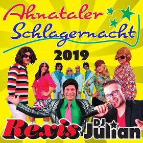 Bild: Ahnataler Schlagernacht 2019 - Die ultracoole Schlagerparty im Stile der legendären Hitparade