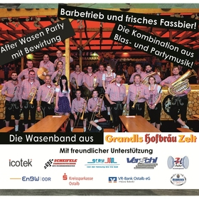 Bild: 3. Igginger Oktoberfest - mit der Blaskapelle Charivari und After Wasen Party