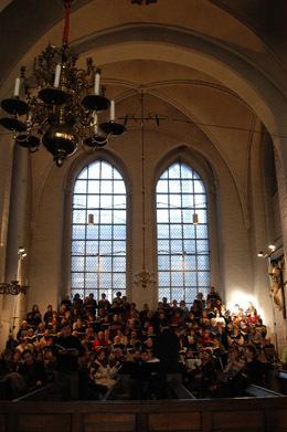"""Bild: Georg Friedrich Händel """"Jubilate"""" und """"Dixit Dominus"""""""