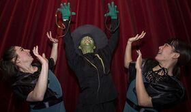 Bild: Die Hexenschule - Uraufführung mit der Kasmet-Ballett-Company