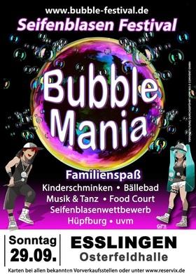 Bild: Bubblemania - Seifenblasenfestival