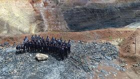 Bild: Herkules von Lubumbashi - Ein Minenoratorium
