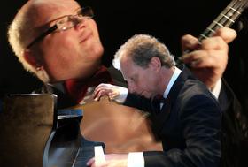 Klassische Saitensprünge - Andreij Gorbatschow und Lothar Freund