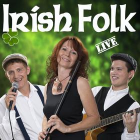Bild: Irish Folk & Entertainment live - presented by
