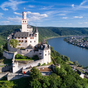 Bild: Der Rhein - von der Quelle bis zur Mündung