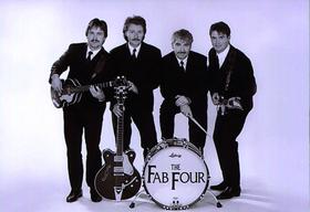 Bild: The Fab Four - Beatles Tribute Concert & 60´s Party