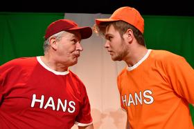 Hans im Glück - Es spielt das Ensemble der BT Bürgerbühne