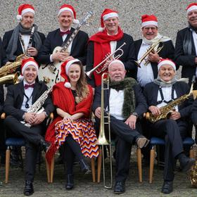 Bild: Das Ballroom-Sündikat - White Christmas - Eine kleine Weihnachtsmusik