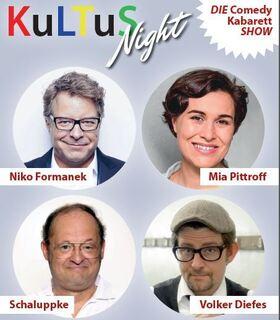 Bild: Kultus-Night - Die Comedy-Kabarett-Show