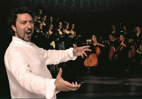 Bild: DIE GROSSE VERDI - NACHT - Star-Tenor Cristian Lanza + Milano Festival Opera