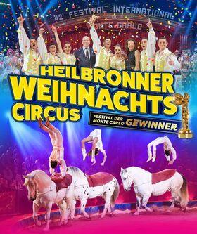 Heilbronner Weihnachtscircus