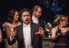 DAS WIENER NEUJAHRSKONZERT - Cristian Lanza + Wiener Theater