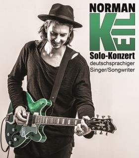 Bild: Norman Keil – Weil ich bin … – Tour 2019 - Konzert