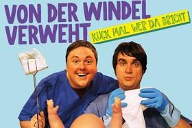 Bild: Leipziger Central Kabarett - Von der Windel verweht