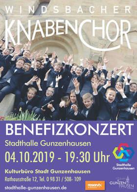 Bild: Windsbacher Knabenchor - Benefizkonzert unter der Leitung von Martin Lehmann