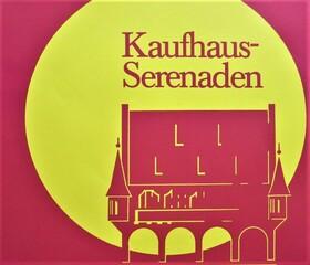 Bild: 3. Kaufhaus-Serenade 2019 - Flöte - Violine - Viola