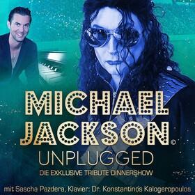 Bild: Michael Jackson Unplugged
