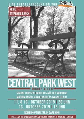 Bild: Central Park West - Eine Theaterproduktion von Zeitkind e.V.