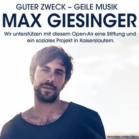 Bild: Max Giesinger
