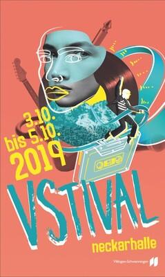 Bild: VStival Festivalpass - Festivalpass 3. - 5. Oktober 2019