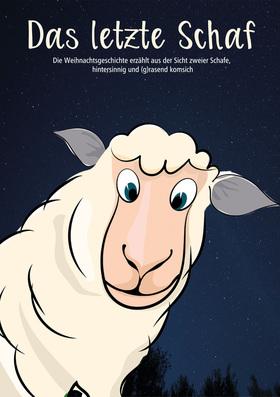 Bild: Das letzte Schaf - Weihnachtsgeschichte, ab 5 J.