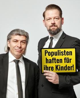 Onkel Fisch - Populisten haften für ihre Kinder