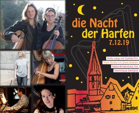Bild: 4. Harfennacht - Adventskonzert