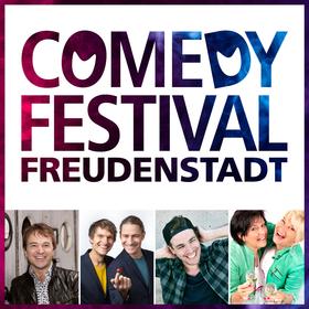 Bild: Comedy-Festival Freudenstadt - Mit Heinrich Del Core, Junge Junge! , Jan van Weyde und Dui do on de Sell