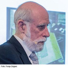 Bild: Vinton Cerf - The Future of the Interplanetary Internet