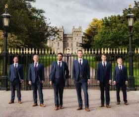 Bild: »Journeys to the new world« - Im Auftrag Ihrer Majestät - The Queen´s Six - a-cappella aus Windsor Castle