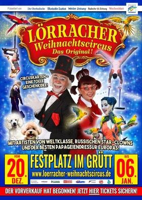 Bild: Lörracher Weihnachtscircus