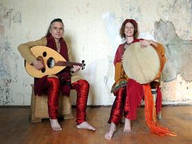 """Bild: Joyosa: """"Un Milagro"""" – ein Wunder - Lieder und Melodien aus der Zeit von al-Andalus"""