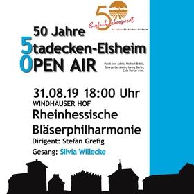 Bild: Stadecken-Elsheim OPEN AIR - 50 Jahre Stadecken-Elsheim