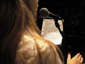 Bild: Poetry Slam: U-20-Abschlussveranstaltung