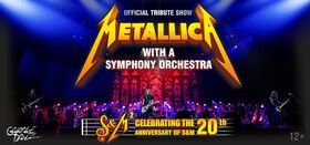 Bild: Metallica S&M Tribute-Show