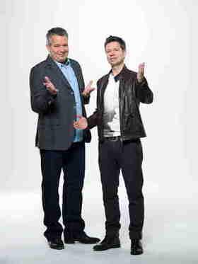 Bild: SWR3 Comedy live - Zeus & Wirbitzky - Ersatztermin für 27.05.2020
