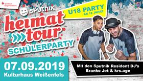 Bild: MDR SPUTNIK Heimattour - Schülerparty - Schülerparty