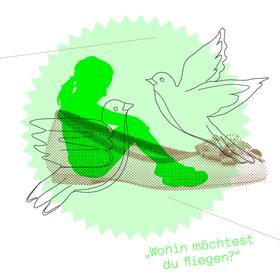 Bild: Zwei Tauben für Aschenputtel - Premiere - für Menschen ab 6 Jahren
