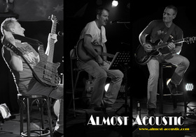 Bild: Gastspiel: Almost Acoustic - Folk, Pop und Rock
