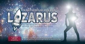 Bild: Lazarus - David Bowie - Musical