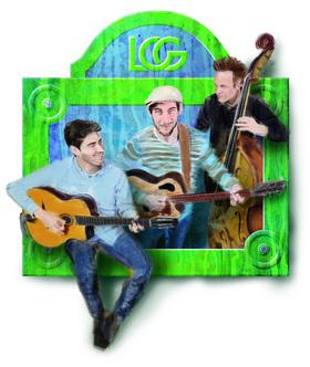 Bild: Les Cousins Germains: Swing la chanson - Chanson- und Swingkonzert